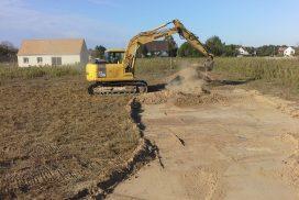 Démarrage d'une nouvelle construction à Sassenay !